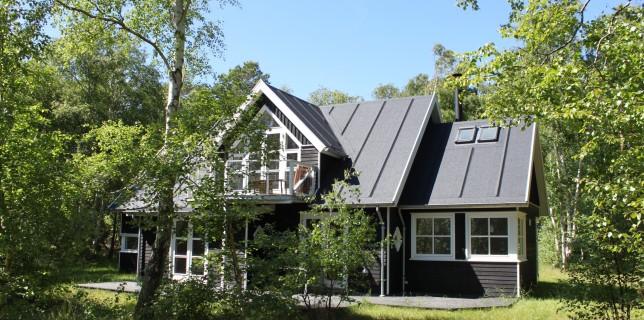 Unikt design til dit nye sommerhus