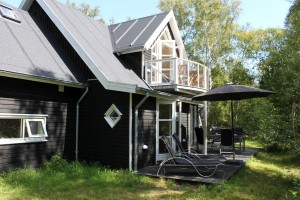 Hirtshals Totalbyg - træhuse